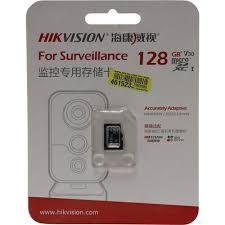 MicroSDXC <b>карта HIKVISION</b> HS-TF-P1-<b>128G</b> 128 Гб V30, Class ...