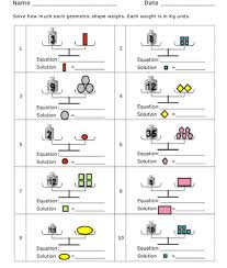 collection of free 30 pan balance worksheets for 5th grade ready to or print please do not use any of pan balance worksheets for 5th grade for