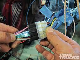 hot rod wiring harness solidfonts universal hot rod wiring diagram nilza net