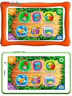 <b>Планшет TurboKids 3G Green</b> (ARM Cortex A7 1.3 GHz/1024Mb ...
