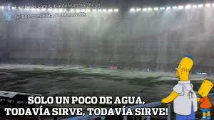 Los memes del Monumental inundado - Taringa! via Relatably.com