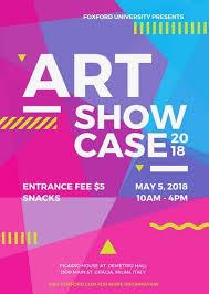 Art Event Flyer Art Event Flyer Graphic Design Flyer Event Poster Design