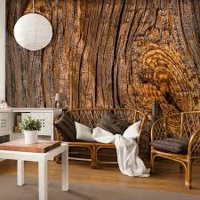 Vlies Fototapete 3d Holz Tapete Tapeten Schlafzimmer Von Erstaunlich