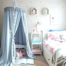 Princess Bed Canopy For Girls Little Girl Canopy Little Girls Bed ...