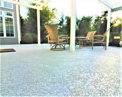 concrete patio indianapolis in