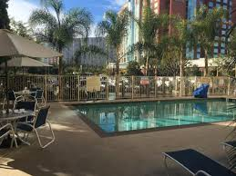 hton inn and suites los angeles anaheim garden grove swimming pool