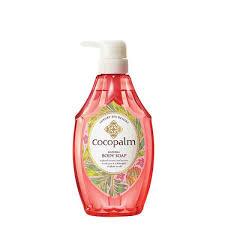 "<b>Гель для душа</b> Luxury Spa Resort ""<b>Cocopalm</b> Natural Body Soap"""