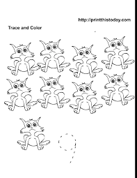 worksheet9 free printable preschool and kindergarten math worksheets on kindergarten printable worksheets