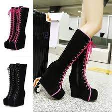 High boots: <b>34-43</b>-prices and delivery of goods from China on Joom ...