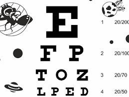 Free Online Eye Test Chart Download Free Eye Charts A4 Letter Size 6 Meter 3