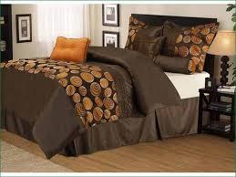 brown and orange comforter sets home design ideas with prepare 16