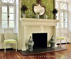 beautiful fireplace mantels