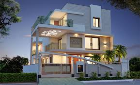 Shift Q Designing, Jabalpur, 3D Architectural design visualization, Interior  3D rendering, House, Cottage villages and Building Renderings