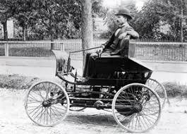 Who Made The First Car The Automobile In Indiana