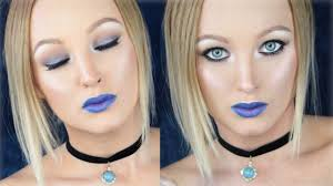 cool tones quick easy makeup for hooded eyes makeup tutorial you