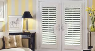 Window Treatments For French Doors Style