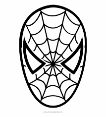 Print spiderman coloring pages for free and color our spiderman coloring! Spider Man Coloring Page Spider Man Face Coloring Pages Transparent Png Download 1619179 Vippng