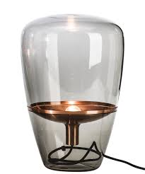 Table Lamp Balloon Small By Brokis Greycopper Made In Design Uk