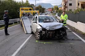 Ciclista contromano provoca incidente a Prato Sesia | Le foto - Notizia  Oggi Borgosesia