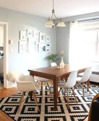 best area rug for round dining table under or not popular glamorous rugs room ideas on
