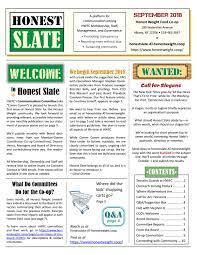 September Honest Slate By Honest Weight Food Co Op Issuu