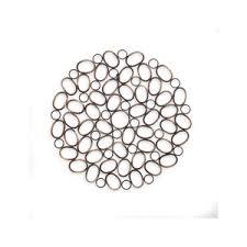 Round Metal Wall Art Circles Metal Wall Art Bed Bath & Beyond