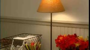 How To Make A Design On A Paper Lamp Shade