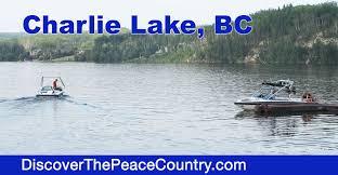 Charlie Lake Bc British Columbia