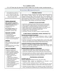 Resume Templates Marketing Engineer Examples Business Analyst