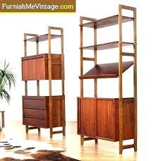 mid century modern shelf diy shelves cool shelving system pictures best inspiration home wall liner