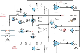 battery tester circuit diagram the wiring diagram improved vibrating battery tester circuit diagram circuit diagram