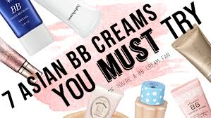 7 asian bb creams worth checking out