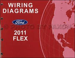 2011 ford flex wiring diagram manual original electrical schematic 2009 ford flex wiring diagrams at Ford Flex Wiring Diagram
