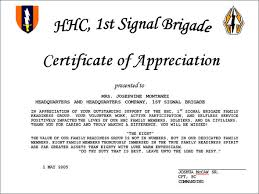 27 Best Printable Certificate Of Appreciation Templates Sample