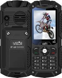 <b>Кнопочный телефон Wigor H1</b> Black WIG-H1-BK - BLN214621 за ...