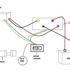 Ch ion 8000 lb winch wiring diagram wiringdiagrams