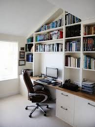 home offices fitted furniture. 2bespokefittedhomeofficefurniturebookshelvesmodern home offices fitted furniture
