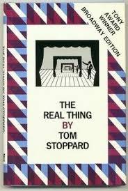 The <b>Real</b> Thing (play) - Wikipedia