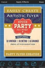 Party Flyer Creator Party Flyer Creator Flyers For Promotions Parties Music Band