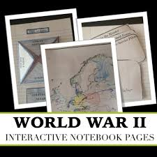best high school history images high school  world war 2 interactive notebook graphic organizers for world war 2 unit history essayhistory