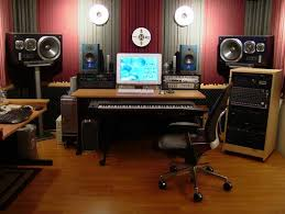 The Big Toe Studio Main Room