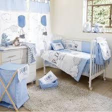 disney blue winnie the pooh play crib bedding boys crib bedding
