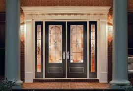 a grand entryway