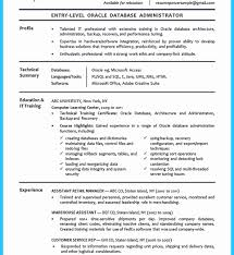 Beautiful System Administrator Resume Examples Pictures Inspiration
