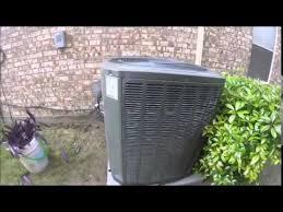 trane 14 seer 3 ton. my neighbor\u0027s new 2015 trane xr14 14 seer 5 ton central air conditioner! - youtube seer 3 e