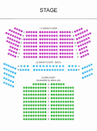 Meticulous Chicago Symphony Center Seating Cso Seating Chart