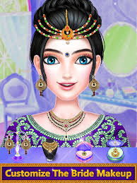 indian wedding bride royal queen fashion makeover free of android version m 1mobile