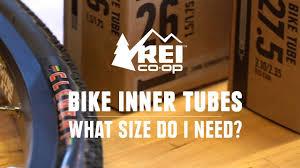 What Size Bike Inner Tube Do I Need Rei