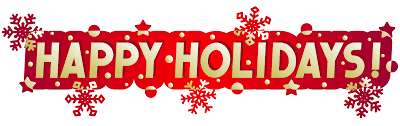 happy holidays banner free. Happy Holidays Clip Art Banner In Free