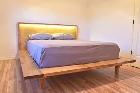 17 diy platform bed plans list